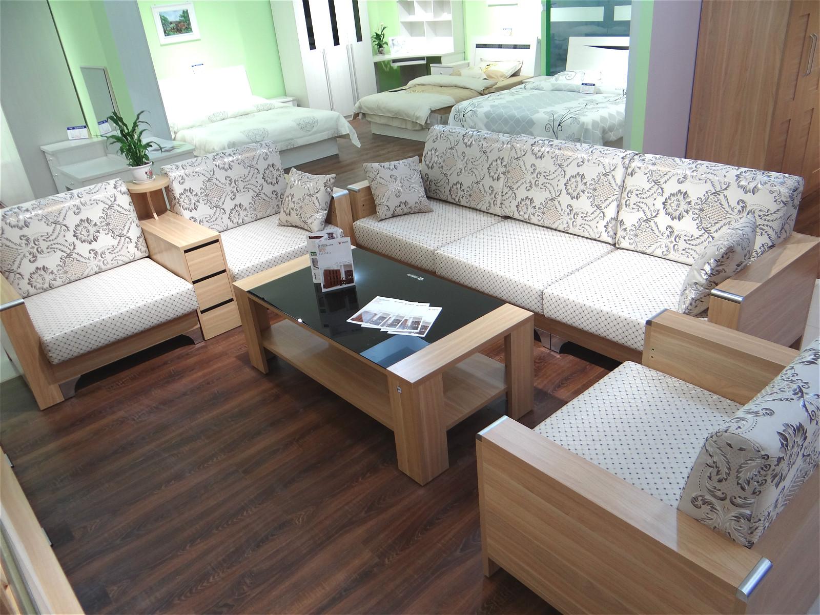 板式家具沙发板式沙发床图片大全图片9