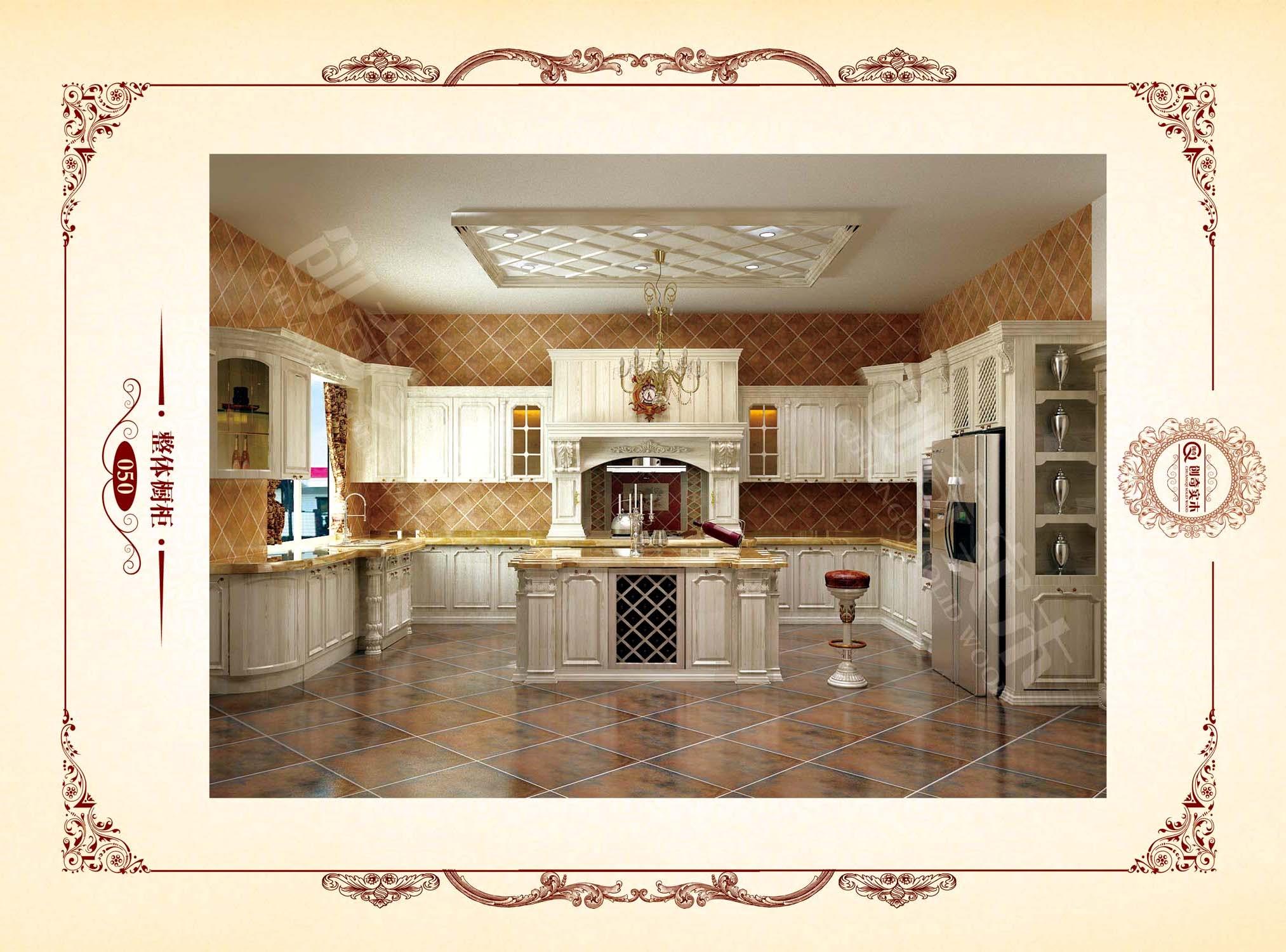 创奇厨饰厂供应实木门板橱柜衣柜酒柜