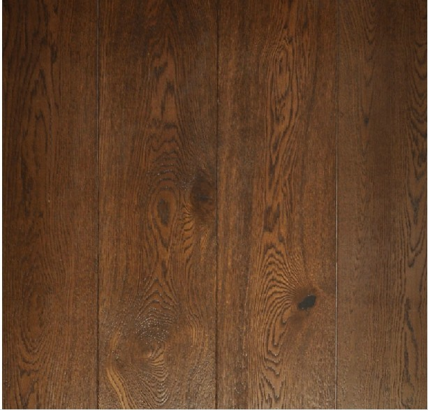 欧洲橡木多层地板,欧橡木拉丝实木复合地板