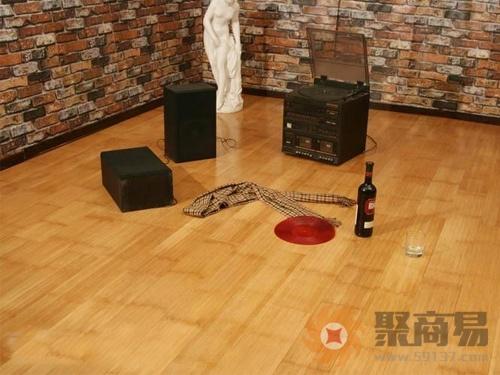 竹地板装修效果图哪里有