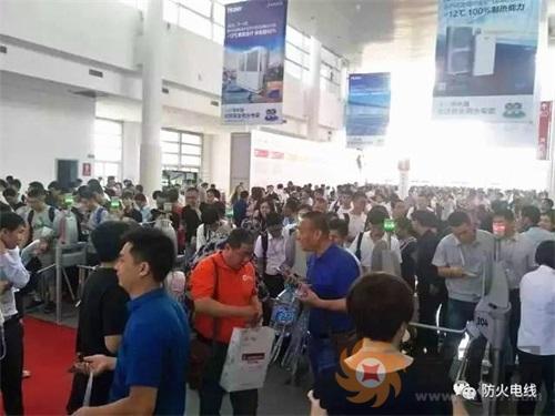 2019北京ISH暖通展会圆满成功,创远防火电线战绩累累,凯旋归来