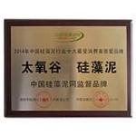 2014年中国硅藻泥行业十大最受消费者喜爱品牌